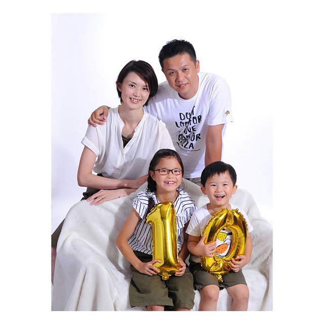 10th anniversary #結婚10周年 (Instagram)