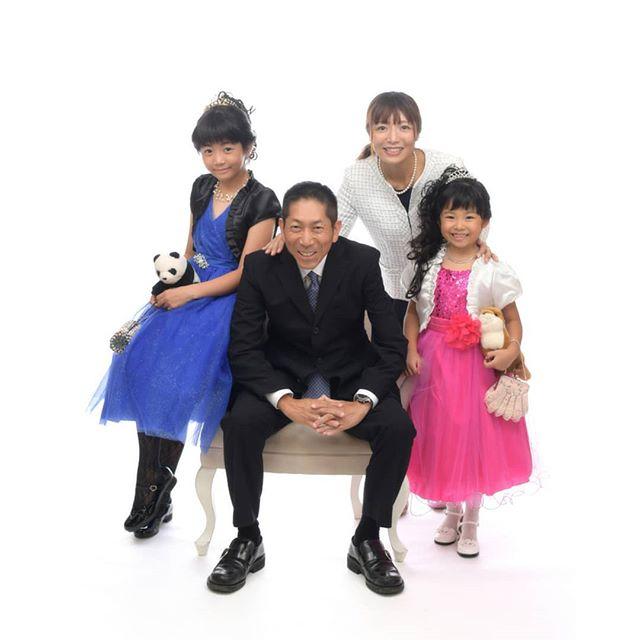 shichigosan #七五三 #家族写真 (Instagram)